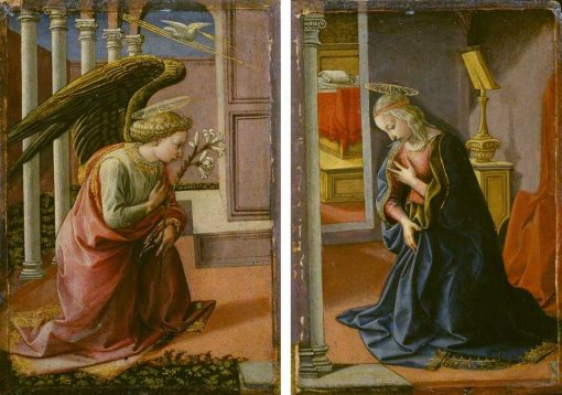 The Annunciation | Pesellino | Oil Painting