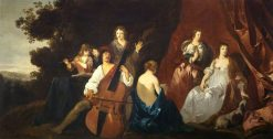 The Concert | Peter Lely | Oil Painting