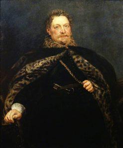 Jan van Montfort | Peter Paul Rubens | Oil Painting