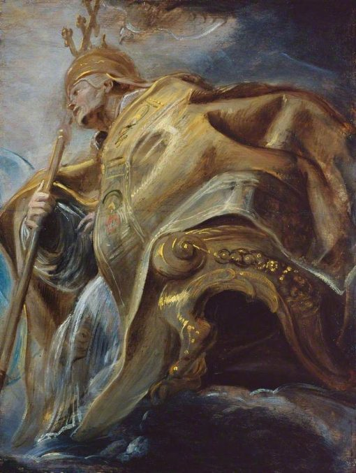 Saint Gregory the Great | Peter Paul Rubens | Oil Painting