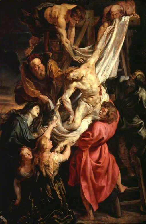 The Descent from the Cross | Peter Paul Rubens | Oil Painting