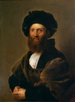 Baldassare Castiglione (after Raphael) | Peter Paul Rubens | Oil Painting