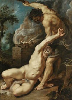 Cain Slaying Abel | Peter Paul Rubens | Oil Painting
