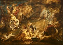 Conversion of Saint Paul | Peter Paul Rubens | Oil Painting