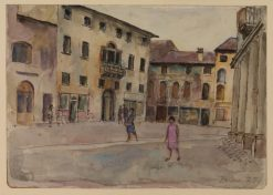 Bassano | Roger Eliot Fry | Oil Painting