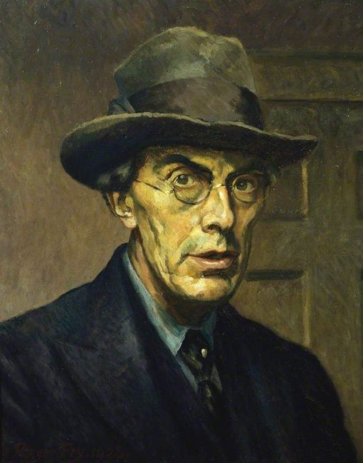 Self Portrait | Roger Eliot Fry | Oil Painting