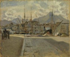 Palermo | Roger Eliot Fry | Oil Painting