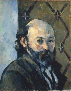 Self-Portrait (after Paul Cezanne) | Roger Eliot Fry | Oil Painting