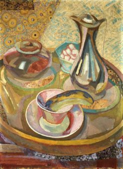Still Life with Coffee Pot (recto) | Roger Eliot Fry | Oil Painting