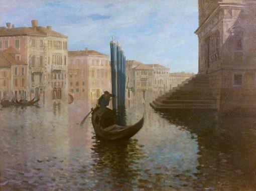 Venice | Roger Eliot Fry | Oil Painting