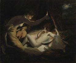 Cupid and Psyche | Sir Joshua Reynolds | Oil Painting