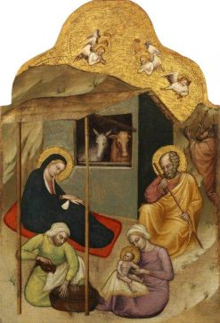 Nativity | Spinello Aretino | Oil Painting