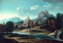 Classical Landscape | Gaspard Dughet | Oil Painting