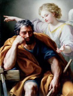 The Dream of Joseph | Anton Raphael Mengs | Oil Painting