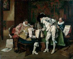 The Connoisseurs | Ferdinand Roybet | Oil Painting