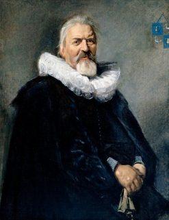 Portrait of Pieter Jacobsz. Olycan | Frans Hals | Oil Painting