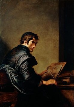 An Allegory of Study | Salvator Rosa | Oil Painting