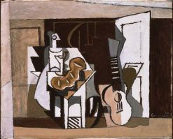 Abstraction | Louis Marcoussis | Oil Painting
