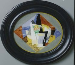 Painting on Glass No. 17 | Louis Marcoussis | Oil Painting