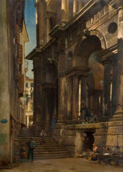 Vicenza | John O'Connor | Oil Painting