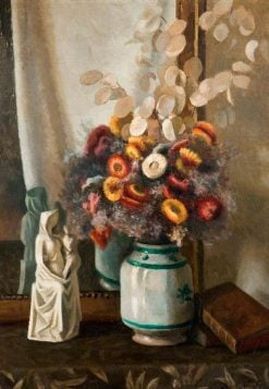 Immortelles | Roger Eliot Fry | Oil Painting