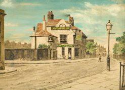 The Street Singer | Walter Greaves | Oil Painting