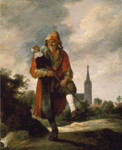 Jester | David Teniers II | Oil Painting