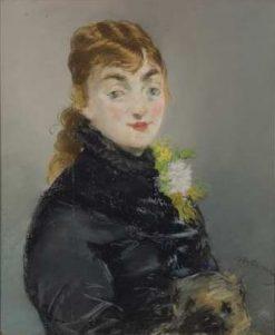 Méry Laurent | Edouard Manet | Oil Painting