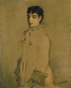 Rosita Mauri | Edouard Manet | Oil Painting