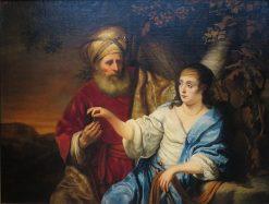 Judah and Tamar | Ferdinand Bol | Oil Painting