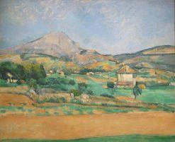 The Plain with Mont Sainte Victoire