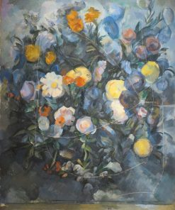 Flowers | Paul CEzanne | Oil Painting