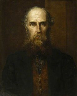 William Spottiswoode | George Frederic Watts | Oil Painting