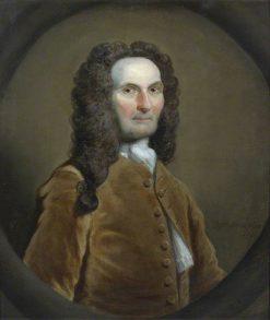 Abraham de Moivre (1667-1754) | Joseph Highmore | Oil Painting