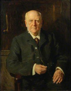Archibald Geikie (1835-1924) | Reginald Grenville Eves | Oil Painting