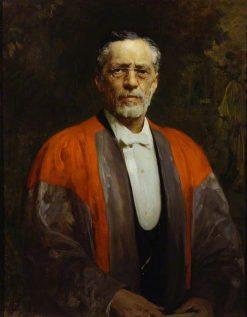 Raphael Meldola (1849-1915) | Solomon Joseph Solomon | Oil Painting