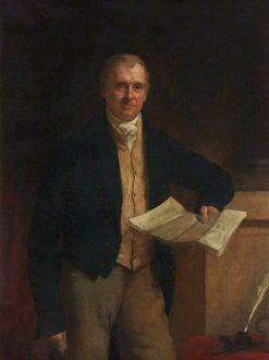 Sir James Gibson-Craig (1765-1850) | Colvin Smith | Oil Painting