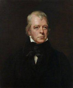 Sir Walter Scott (1771-1832) | Colvin Smith | Oil Painting