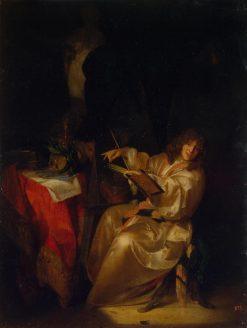 Self-Portrait   Adriaen van der Werff   Oil Painting