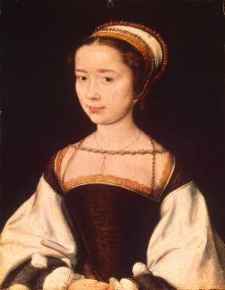 Portrait of a Woman | Claude Corneille de Lyon | Oil Painting
