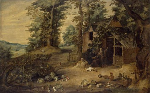 A Landscape | David Teniers II | Oil Painting