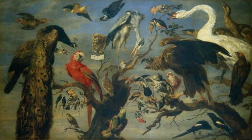 A Concert of Birds | Frans Snyders | Oil Painting