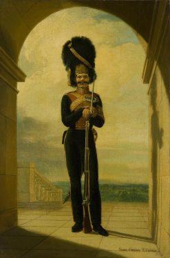 Portrait of Yegor Hetgort (1788-1857) | George Dawe | Oil Painting
