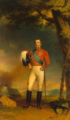 Portrait of the Duke of Wellington (1769-1852) | George Dawe | Oil Painting