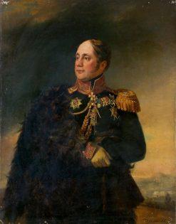 Nikolai Sipyagin   George Dawe   Oil Painting