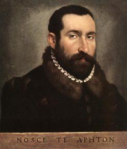 Portrait of a Man | Giovanni Battista Moroni | Oil Painting