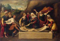 Entombment | Il Garofalo | Oil Painting