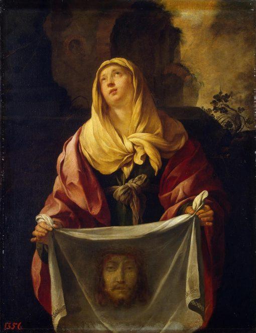 Saint Veronica   Jacques Blanchard   Oil Painting
