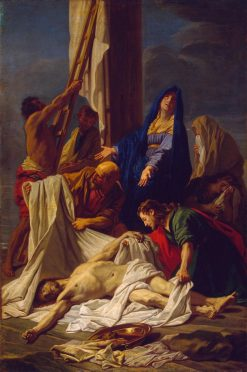 Descent from the Cross | Jean Jouvenet | Oil Painting