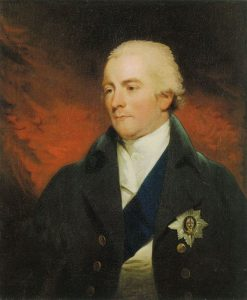 Portrait of George John Spencer